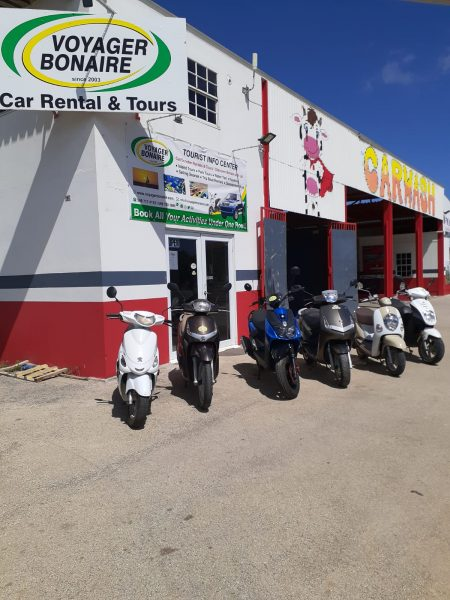Voyager Car Rental - Bonaire