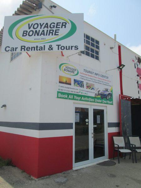 Headquarters Voyager Bonaire